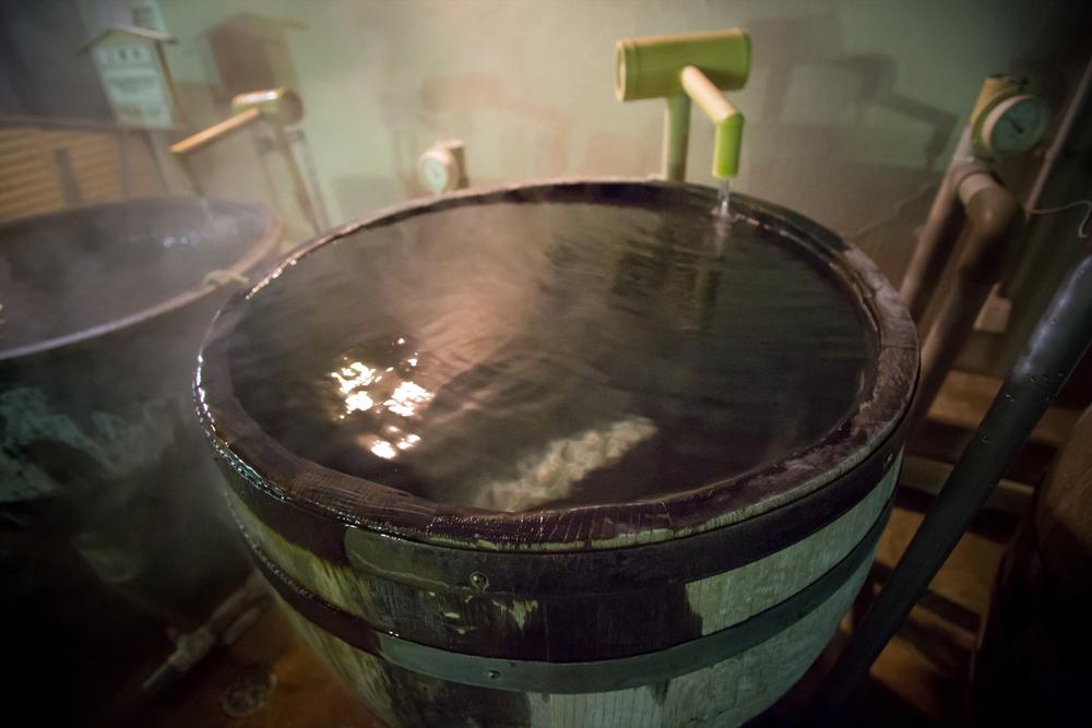 樽風呂(樽)