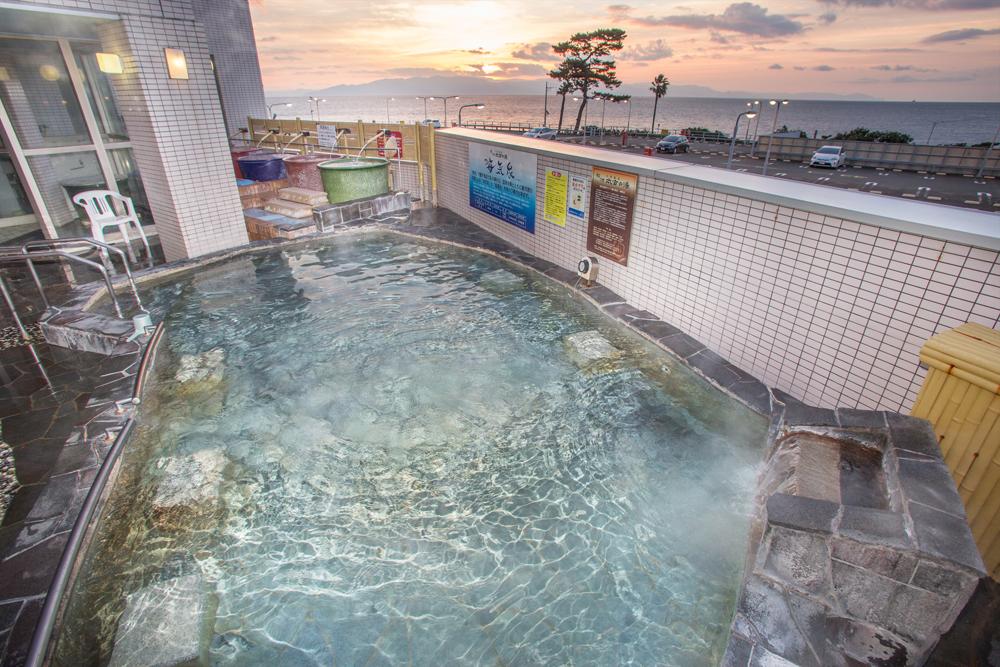 海気泉(かいきせん)(天然温泉)