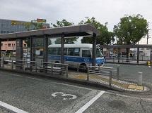 新富士駅 バス停画像